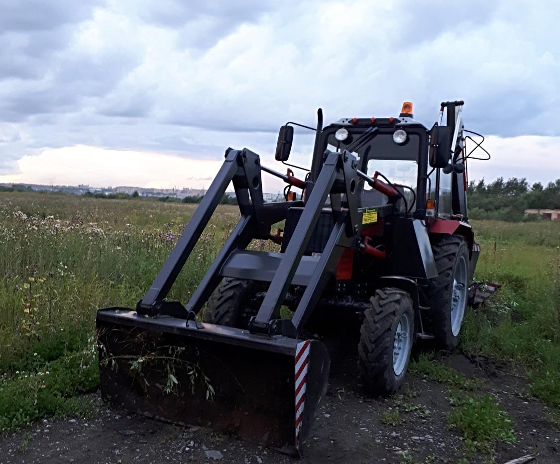 трактор BG