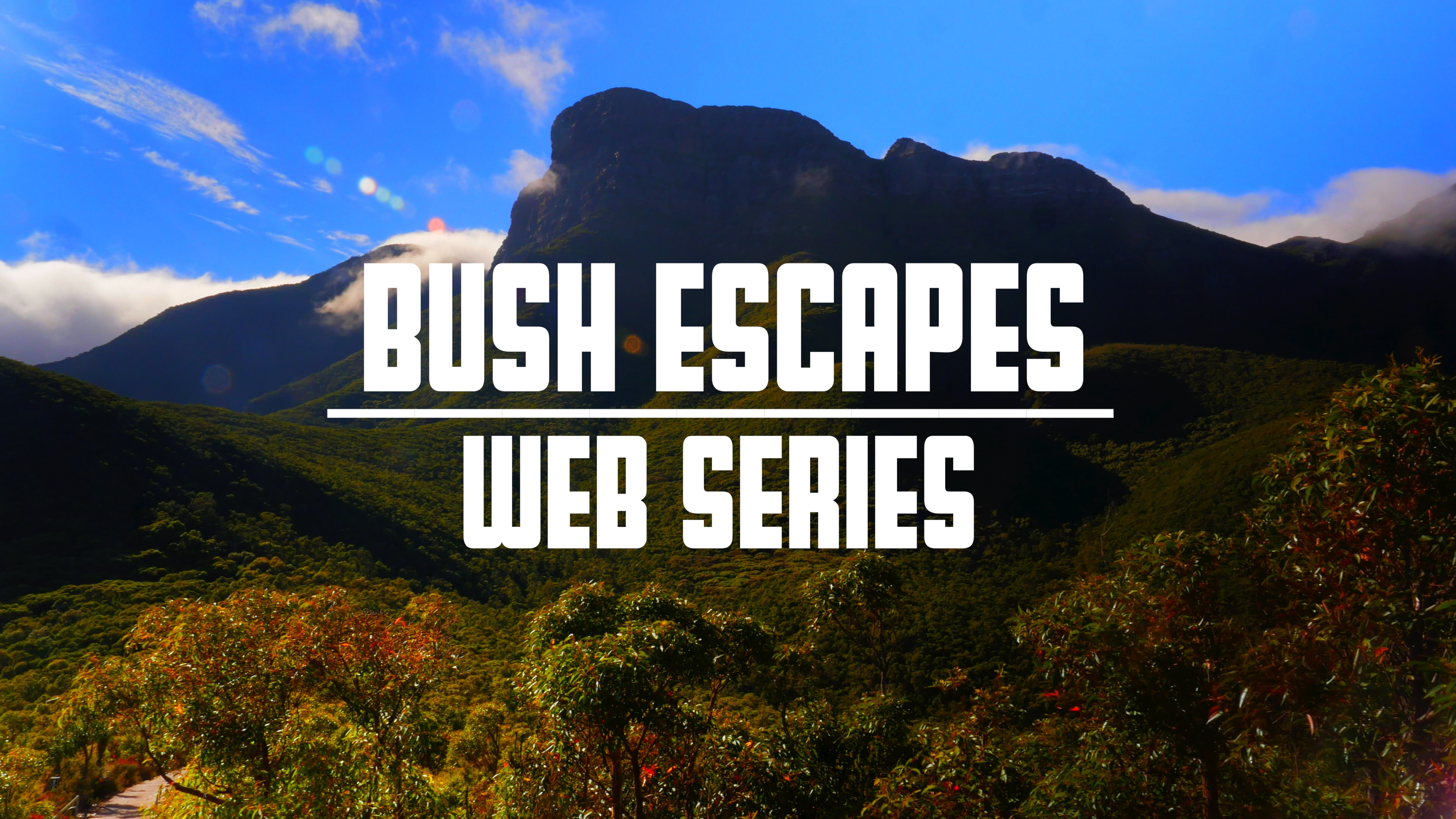 Bush Escapes Web Series