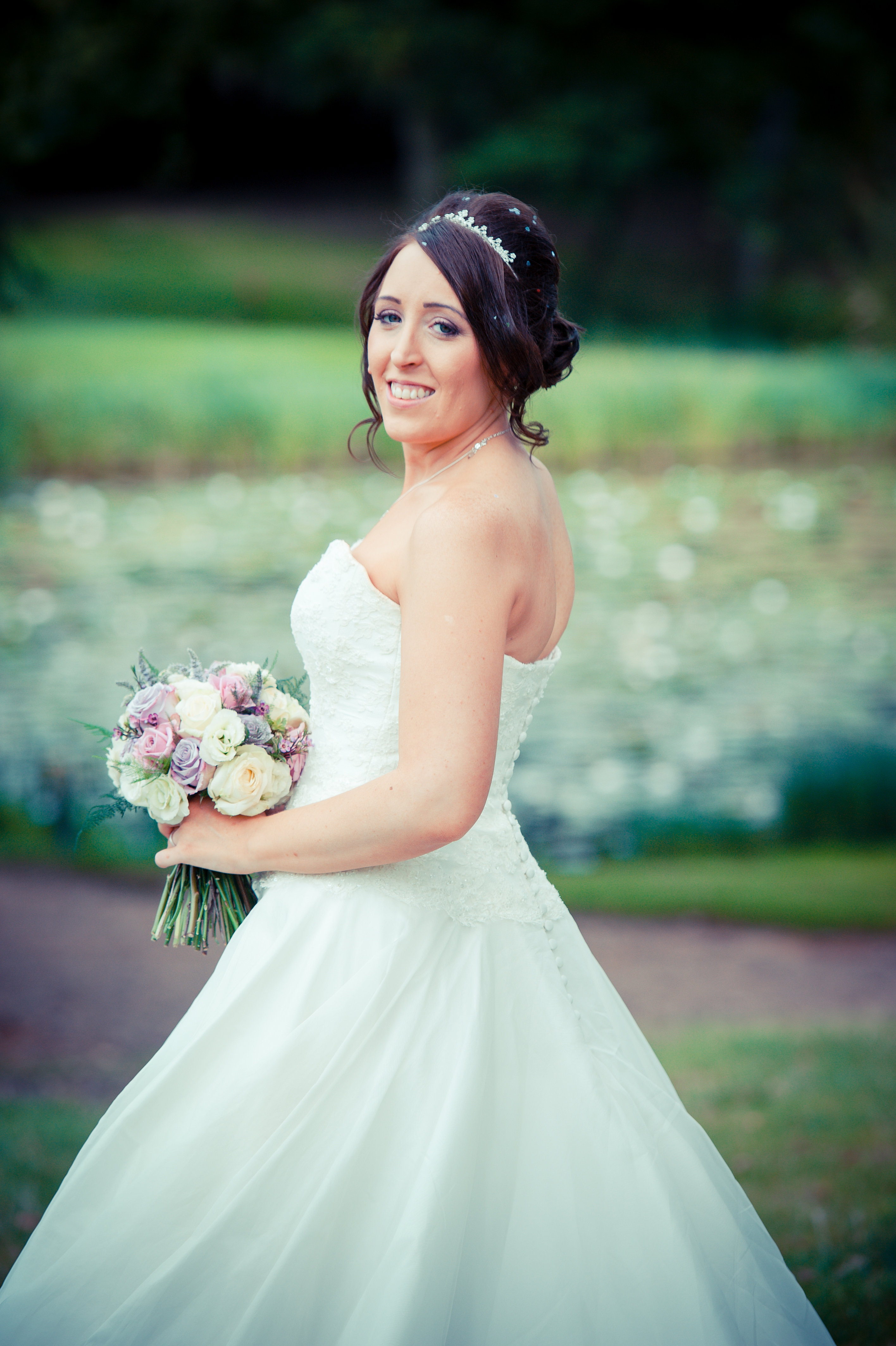 wedding hair and makeup hitchin - hairstyles ideas