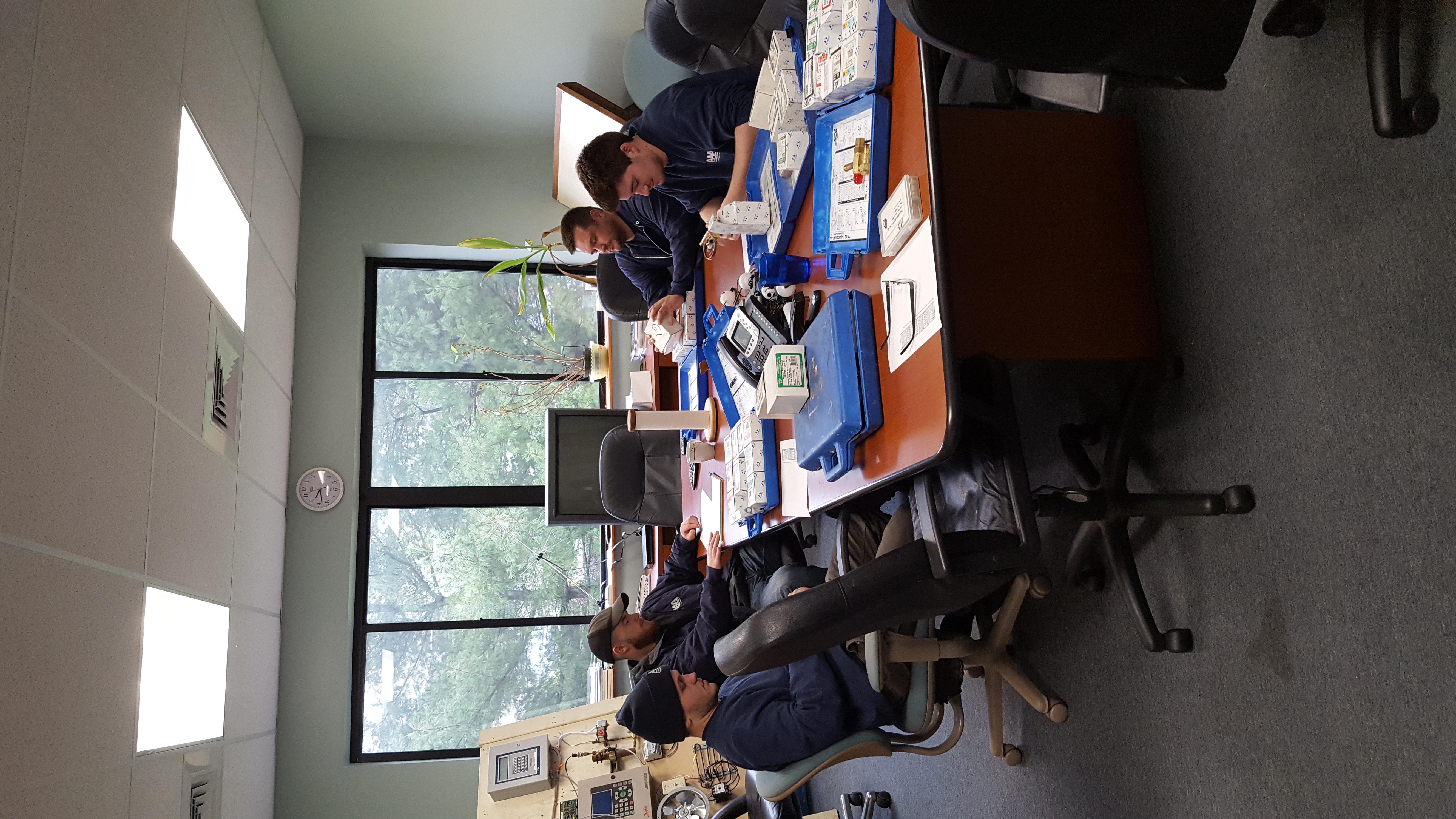 AAA office txv class 11-6-18