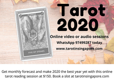 How can tarot make 2020 your best year yet?
