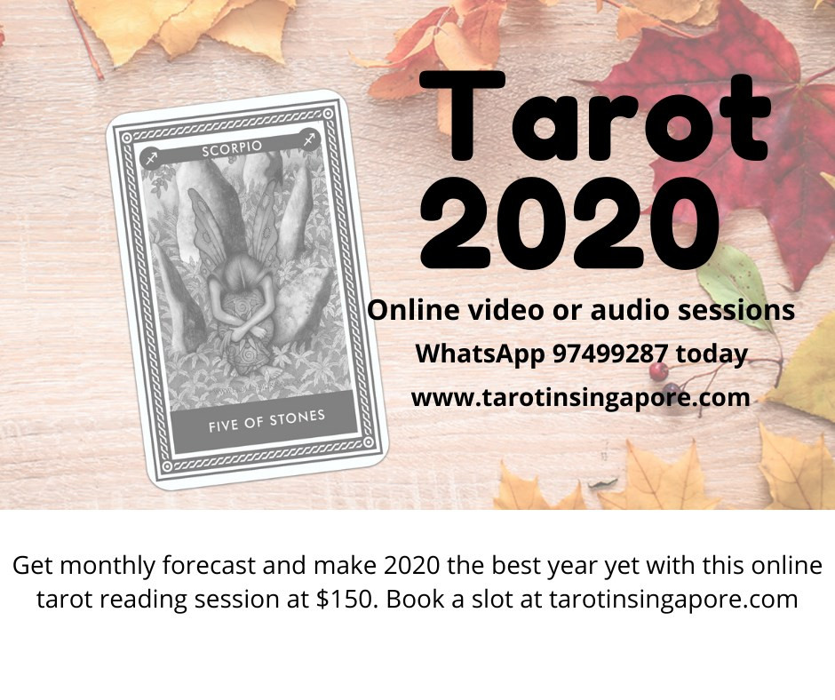 things to do in 2020 fortune teller tarot card reader online