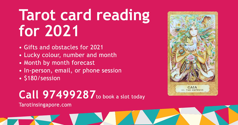 2021 fortune teller tarot card reader online email