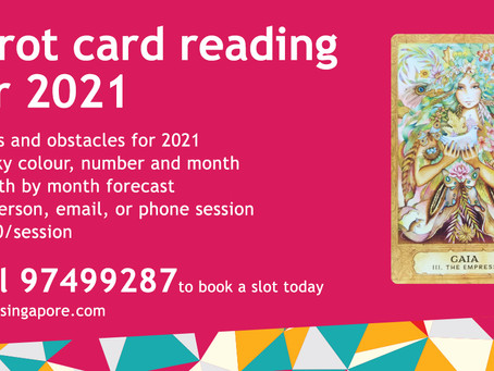 How can tarot make 2021 your best year yet?