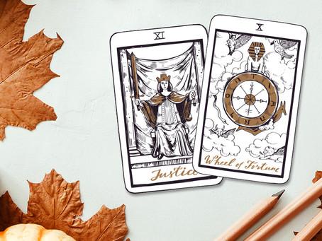 Tarot Card Reading for November 2020