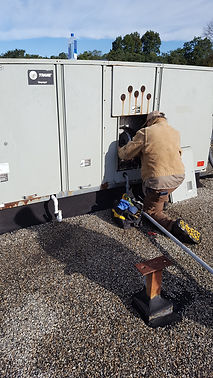 Trane burner plate replacment 11-2-18.jp