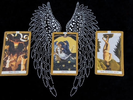 Death, Devil, Tower - why do these Tarot cards scare people?