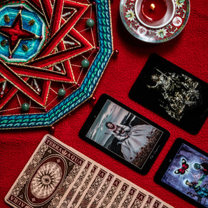 HOW TO CLEANSE AND ENERGISE TAROT CARDS: A DIY GUIDE
