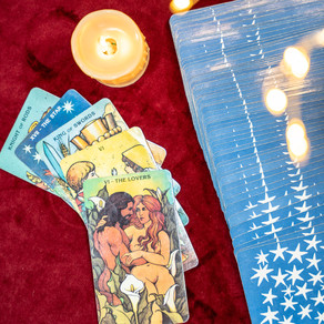 How can a tarot relationship spread help me?