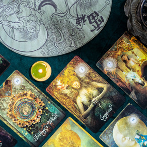 How to prepare for a tarot card reading?