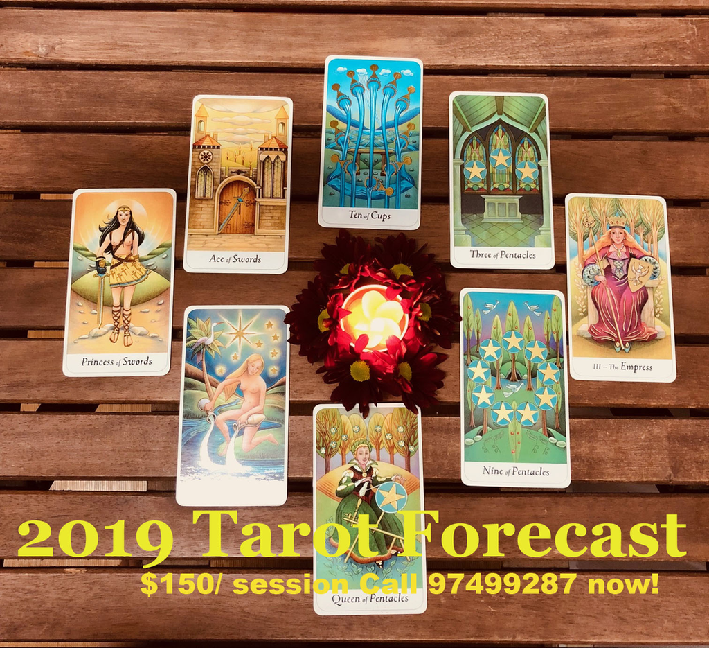 How can tarot cards make 2019 your year?