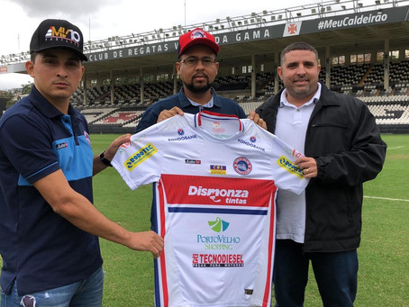 Após amistoso contra o Vasco, Porto Velho oficializa Tiago Batizoco como novo técnico