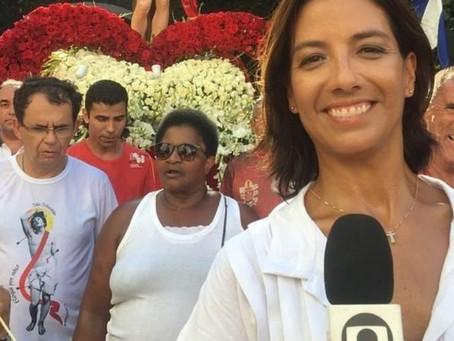 Quem é Marina Araújo, repórter da Globo que foi feita como refém