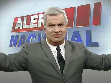 RedeTV! confirma retorno de Sikêra Jr. após afastamento por Covid-19