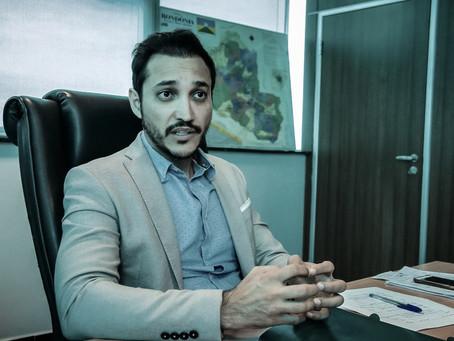 Secretário de Saúde de RO testa positivo para covid-19, governador em alerta