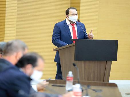 Alex Redano pede a reprovação imediata do perdão de dívidas da Energisa