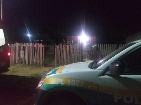 Suspeito de homicídio é preso dentro do banheiro de igreja em Jaru