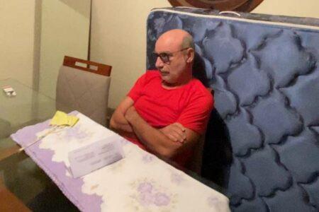 Vídeo: Promotor publico que participou da prisão de Queiroz, revela detalhes da operação