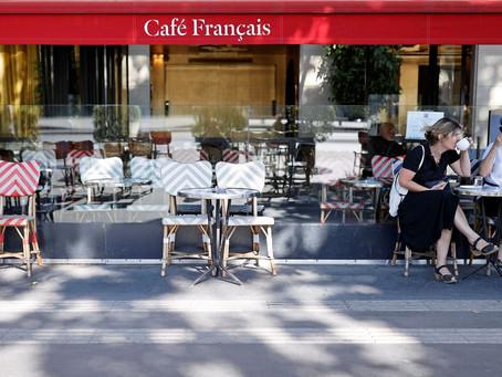 Covid-19: França sai aos poucos do confinamento social