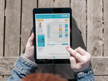 New Online Booking System : Meet JANE!