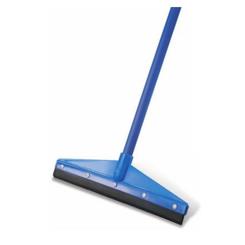 "Chammak Rubber Bathroom Wiper 12 "" Blade ( Random Colour)"