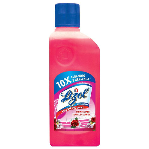 Lizol Disinfectant Floor Cleaner Floral, 200ml