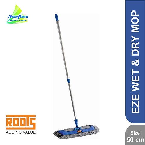 Roots Eze Clean Wet & Dry Mop , 50 cm