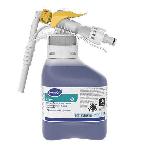 Crew Bathroom Cleaner & Scale Remover , 1.5 Ltr