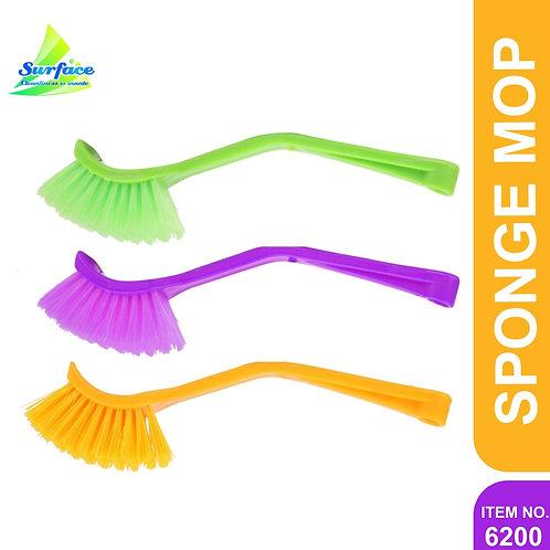 6200 Silky Multipurpose Brush - 1 Pcs (Multi Colour)