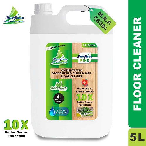 Surface Pine Floor Cleaner, 5 Ltr