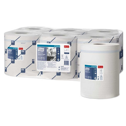 Tork Refle Wiping Paper , 473242
