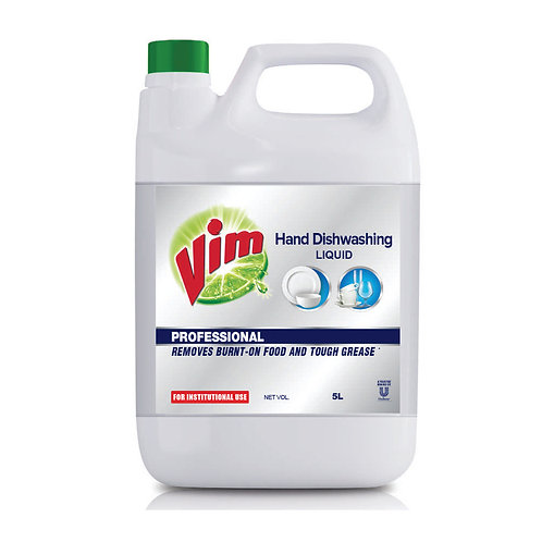 Vim Hand Dishwashing Liquid 5L