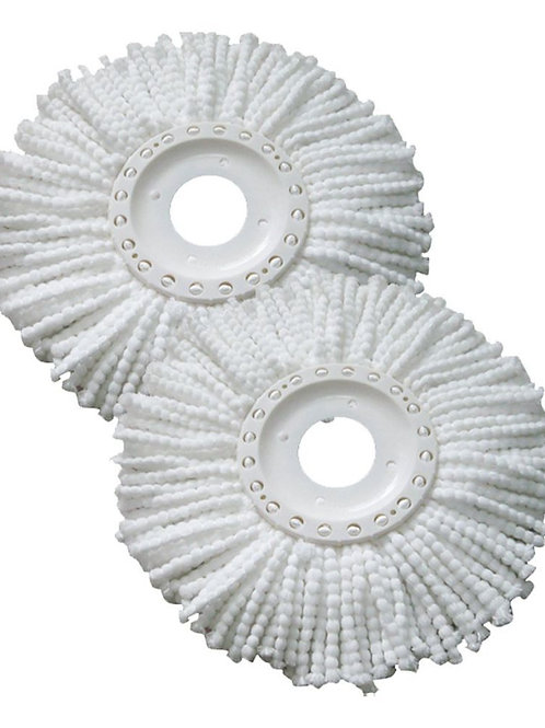 Spin Mop Head Refill/Replacement