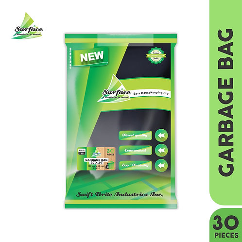 "Surface Garbage Bag, 20"" x 24"", 30 Pcs Pack"