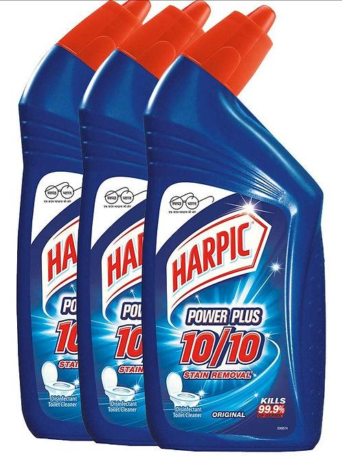 Harpic Powerplus Toilet Cleaner (500 ml) - Pack of 3