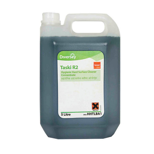 Taski R2 Hygienic Hard Surface Cleaner Concentrate - 5ltr