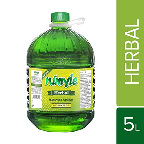 Nimyle Herbal Floor Cleaner, 5 Ltr