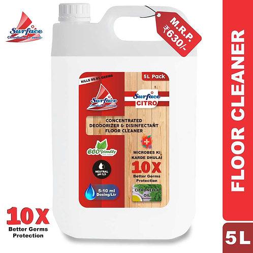 Surface Citro Floor Cleaner, 5 Ltr
