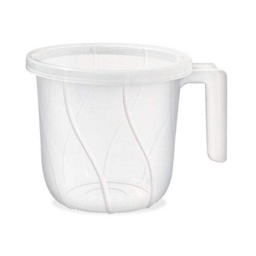 Milton Orbit Transparent Mug