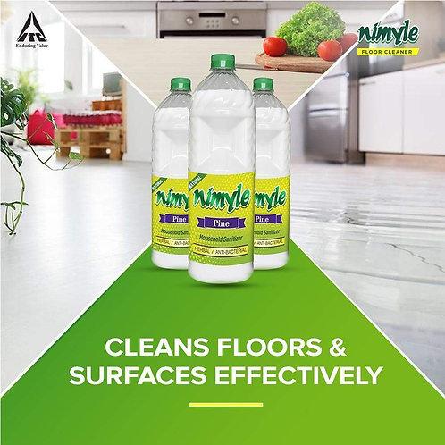 Nimyle White Disinfectant Floor Cleaner