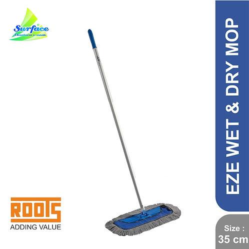 Roots Eze Clean Sleek Wet & Dry Mop , 35 cm