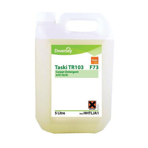 Taski TR103 - Carpet Detergent - 5ltr