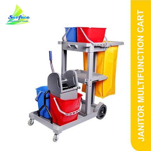 Janitor Multifunction Cart