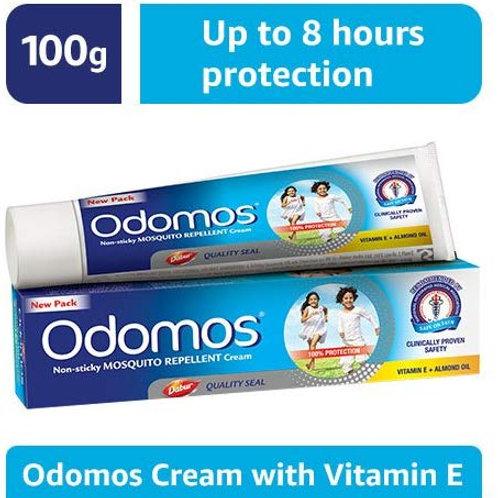 Odomos Mosquito Repellent Cream - 100 Gm