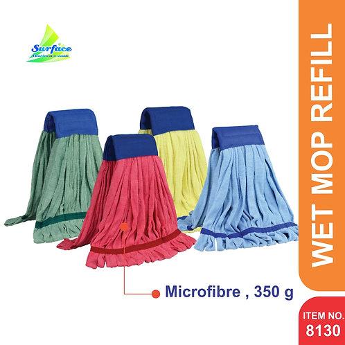 Microfibre Wet Mop Refill , 350 g