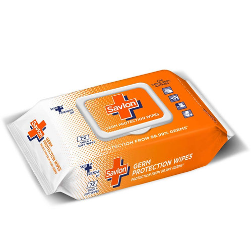 Savlon Germ Protection Multipurpose Wet Wipes