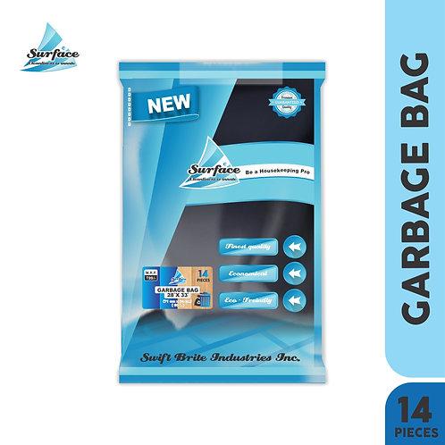 """Surface Garbage Bag, 28"""" x 33"""", 14 Pcs Pack"""