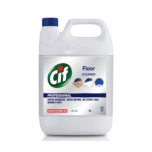 Cif Floor Cleaner 5L