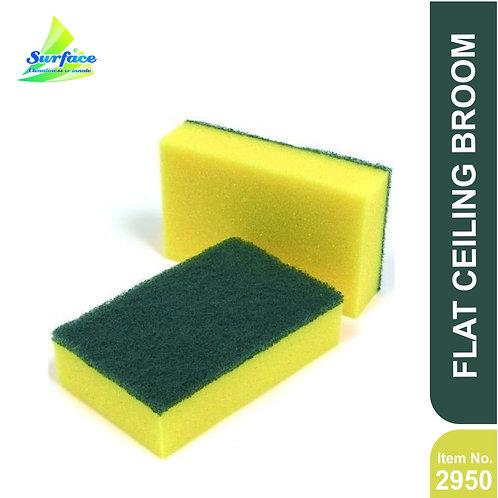 "Sponge  Scrub Pad , Pack of 40 - Size 3"" x 4"""