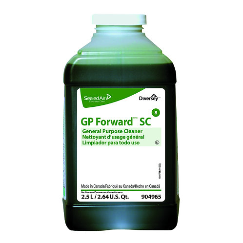 Diversey GP Forward General Purpose Cleaner , 2.5 Ltr